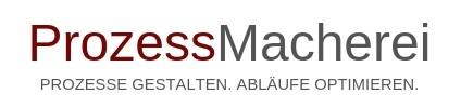 Prozessmacherei (Logo)